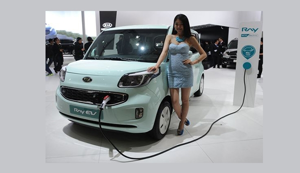 Policy Shift on The Government Support for Electric Vehicle Market in China