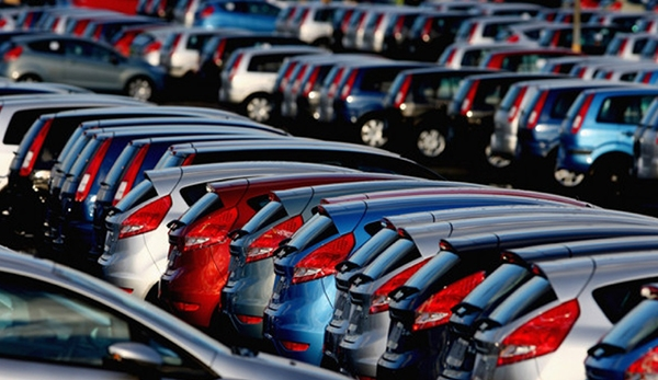 Car Sales in Europe Continue to Fall in March
