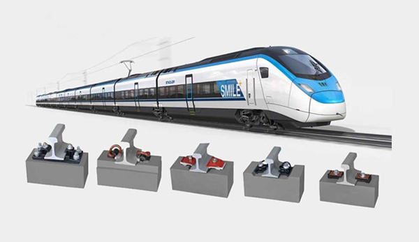 Rail Fastening System Selection For High-Speed Railway