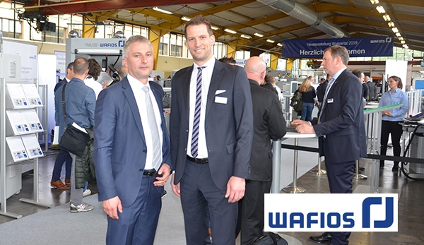 Wafios Group Introduces Its New Machines