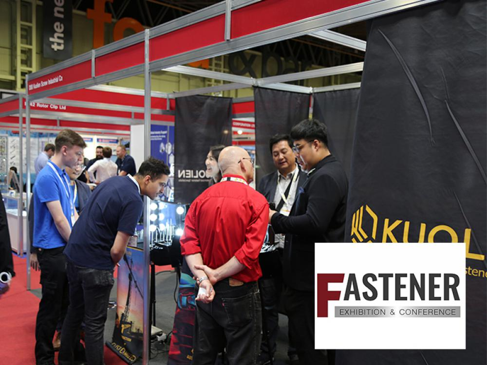 A Successful 2019 at the Fastener Exhibition & Conference