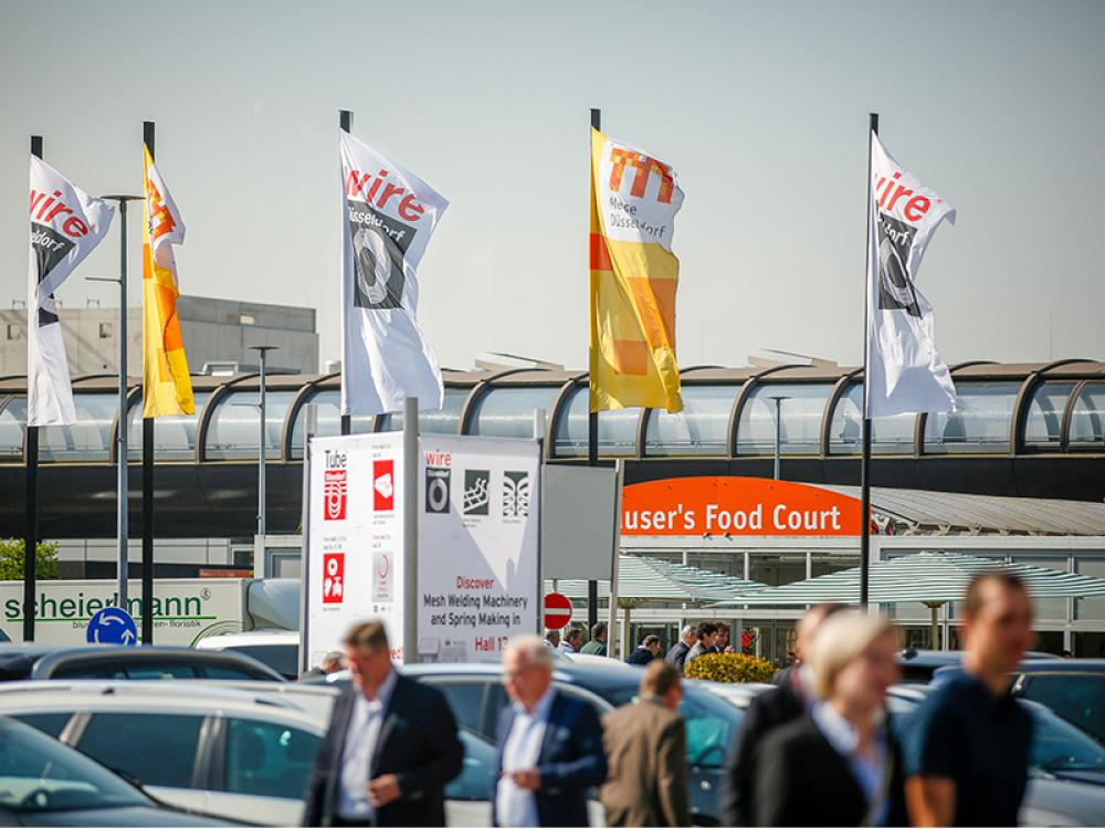 New date for wire and Tube Düsseldorf: 7 to 11 December 2020