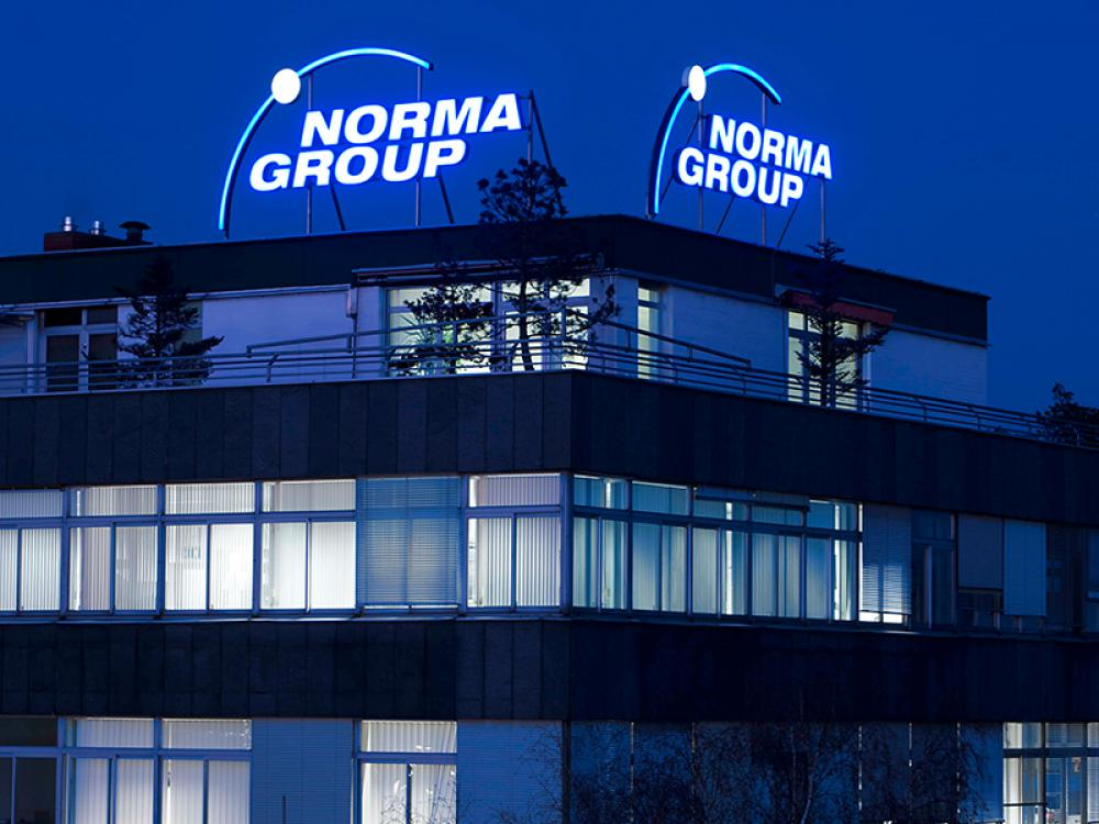 NORMA Group increases its sales in first nine months of 2019