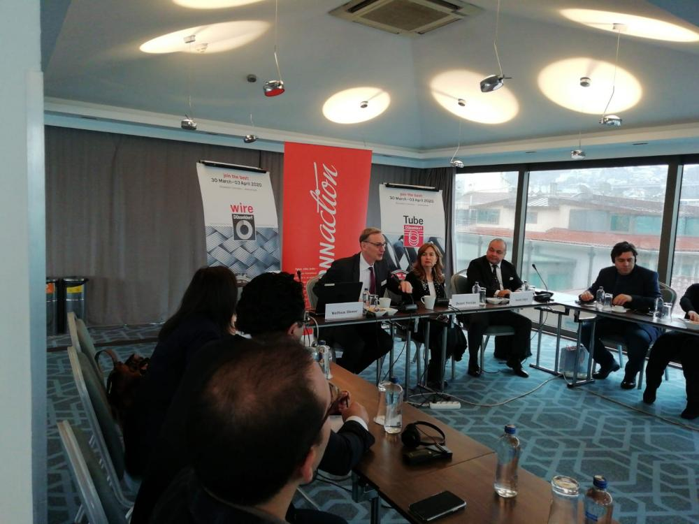 Wire 2020 meeting held in Istanbul