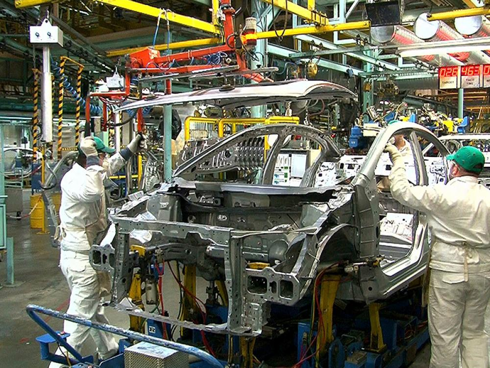 Production impact of COVID-19 on the European auto industry