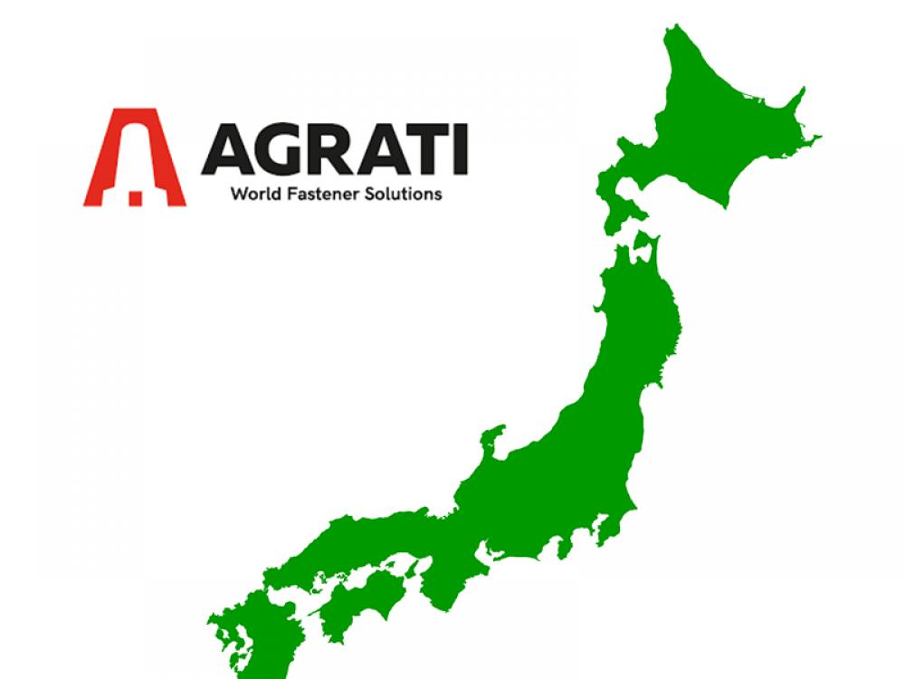 AGRATI GROUP ENTERS THE JAPANESE MARKET