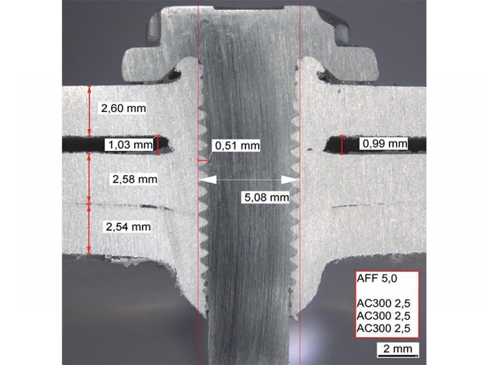New flowhole-forming screw creates new application horizons