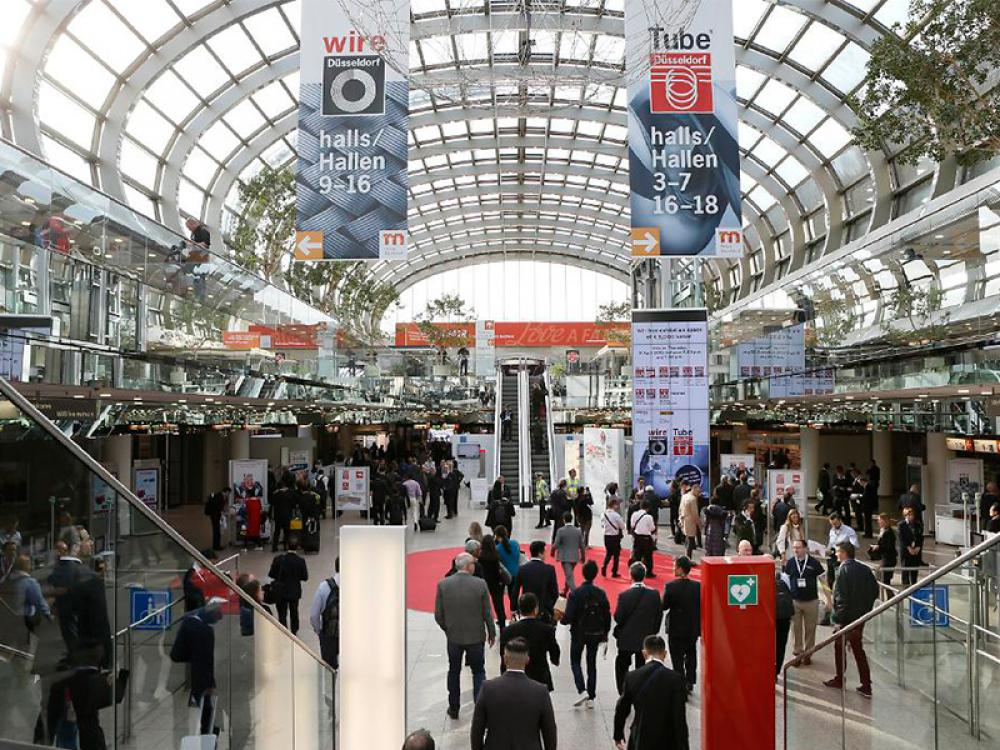 wire 2020 heading for new exhibitor record