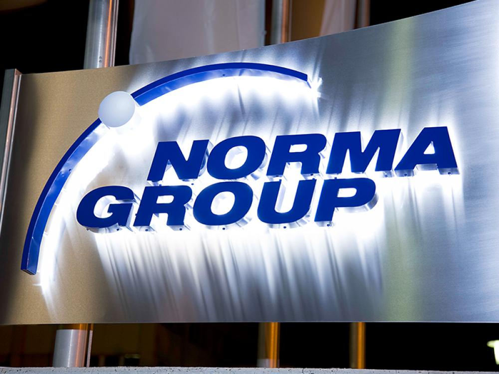 NORMA Group sales and earnings affected by the corona pandemic in the first half of 2020