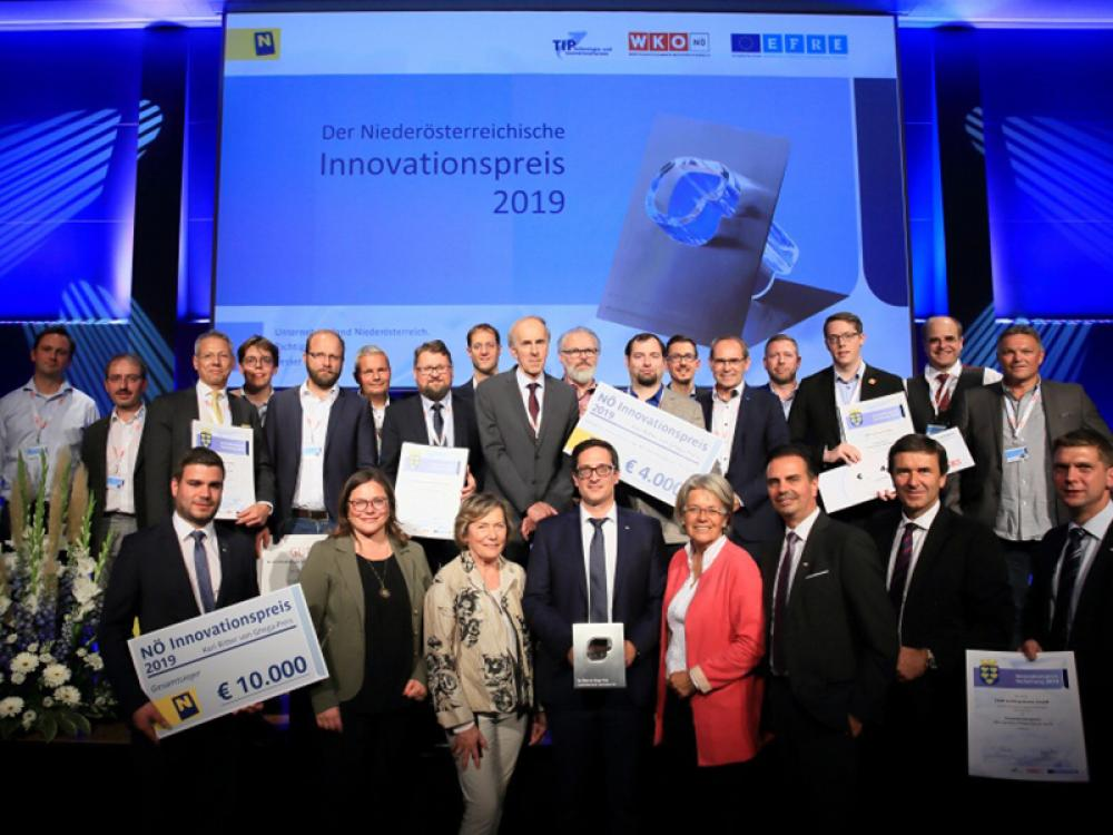 SCHMID SCHRAUBEN HAINFELD WINS LOWER AUSTRIA INNOVATION AWARD 2019