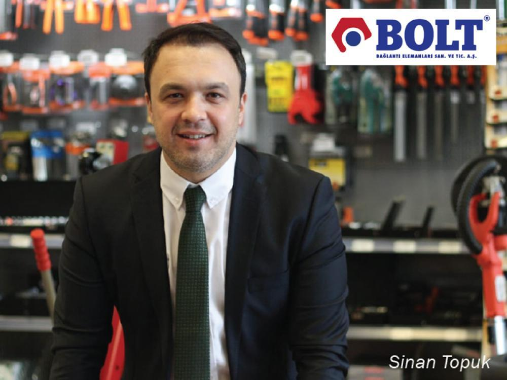 "Sinan Topuk : ""We dream and work toward innovative products."""