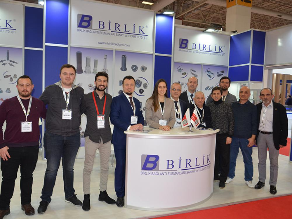 Fastener Fair Turkey 2020 was held successfully at the end of February. The next edition of Fastener Fair Turkey will return to Istanbul in 2022.